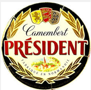 camembert président by planetevegas