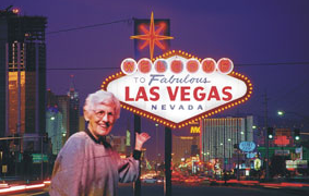 LAS VEGAS SIGN BETTY WILLIS BY PLANETEVEGAS