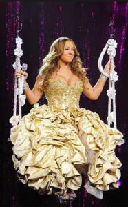 Mariah Carey deboule en residence au colosseum de las vegas