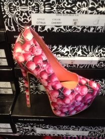 Fruit shoes