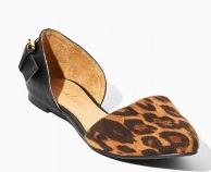 Ballerines leopard