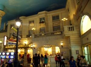 intérieur casino Paris