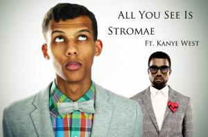 Kanye West & Stromae
