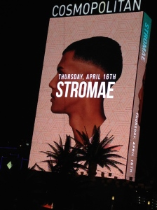 Stromae las vegas, avril 2015
