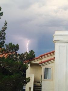 Storm las vegas
