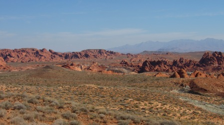 Valley of fire Las Vegas Bon Plan