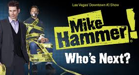 Mike Hammer  by planetevegas