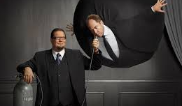 Penn et Teller by planetevegas