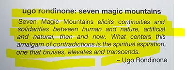 7 magic mountain Ugo