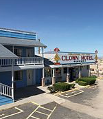 CLOWN HOTEL TONOPAH
