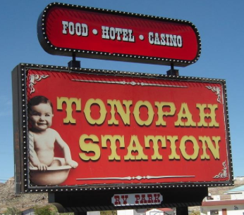 Station casino tonopah